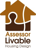 Livable Housing Design Registered Assessor Logo